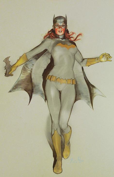 Batgirl x Gerald Parel