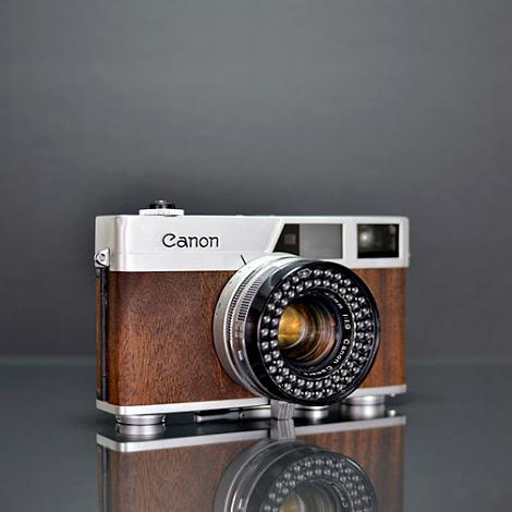 Ilott vintage wood cameras