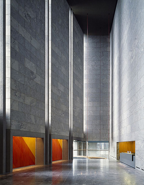 Arne Jacobsen: The National Bank of Denmark