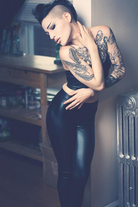 Tattoo Grrl