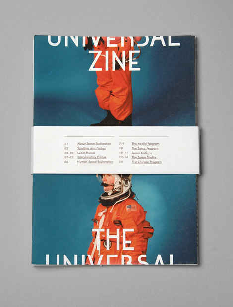 Kasper Pyndt: The Universal Magazine
