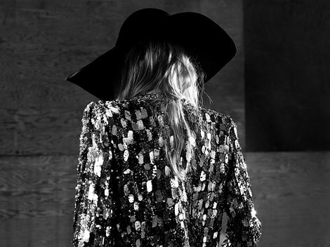 Saint Laurent Paris SS13 x Hedi Slimane