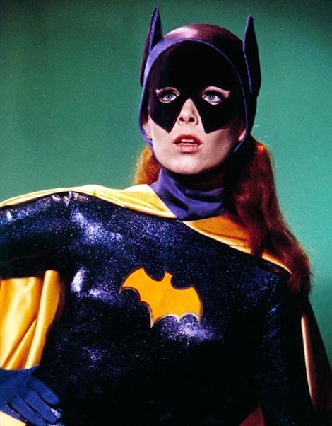 Batgirl: Yvonne Craig