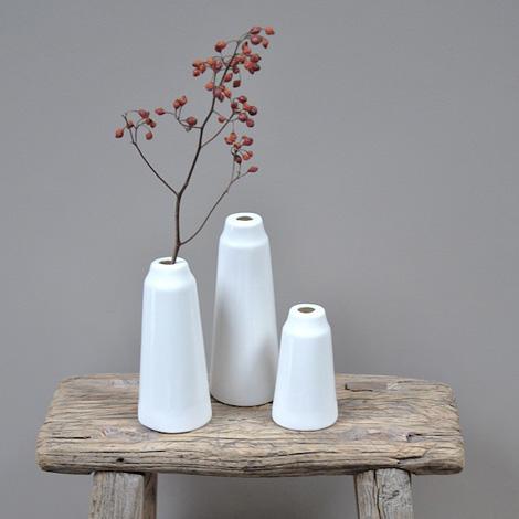 3 vases