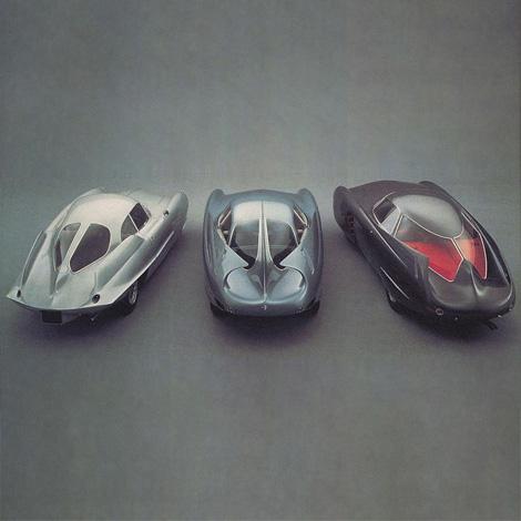 Alfa Romeo BAT Series