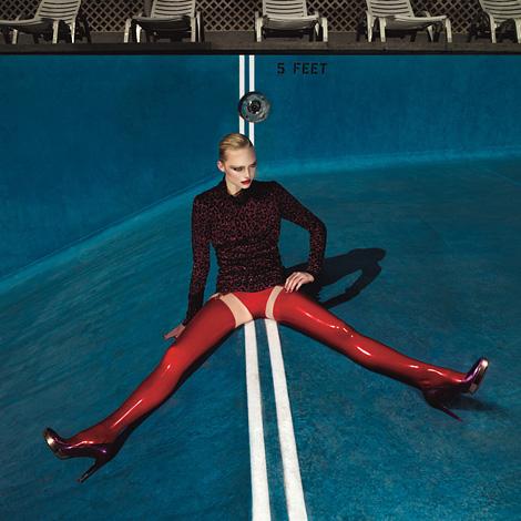 Gemma Ward x Mert Alas & Marcus Piggott