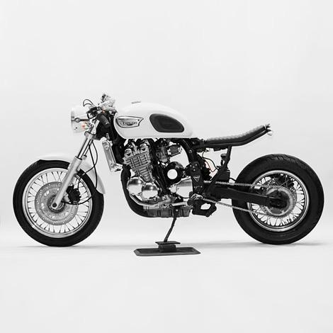 '98 Triumph Adventurer custom