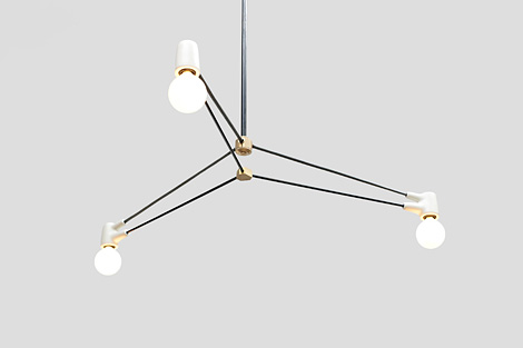 Cord Chandelier series