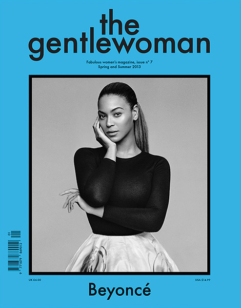 The Gentlewoman: Beyonce