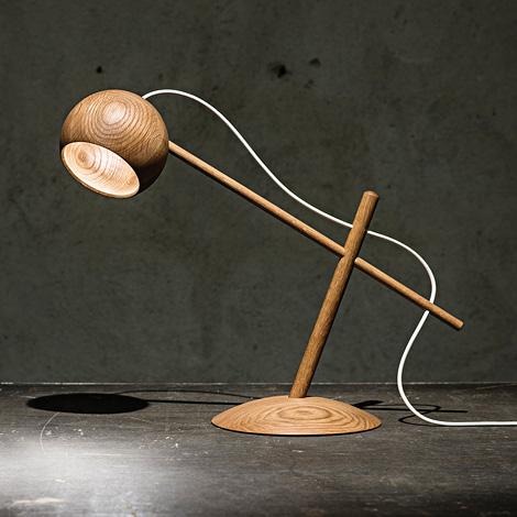 Oo table lamp