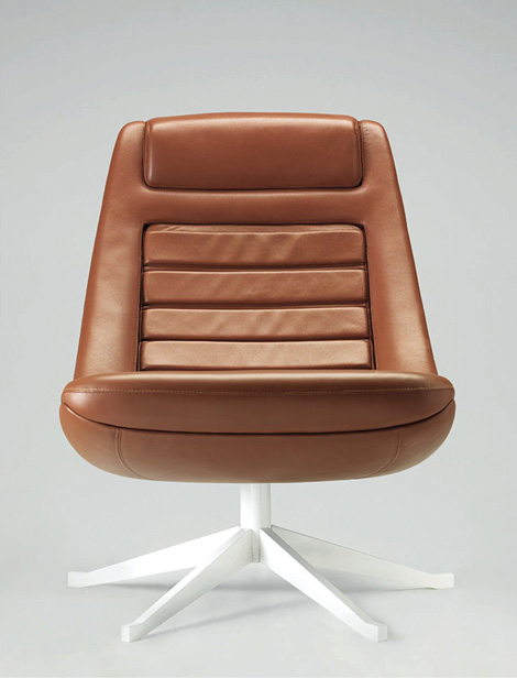 Pio Manzù Bucket seat