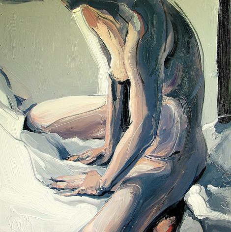 Morning. Nude