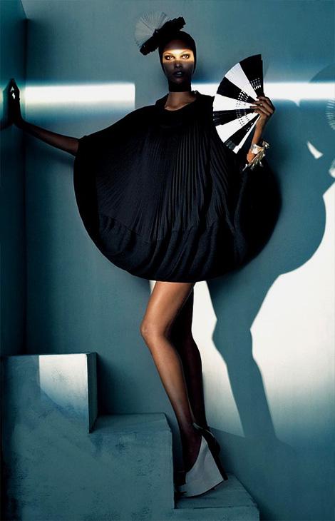 Yasmin Warsame x Steven Meisel