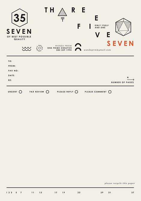 Three Five Seven identity