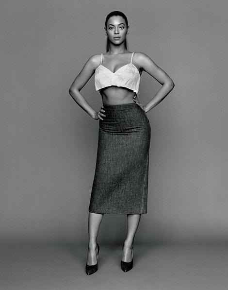 Beyonce x Alasdair McLellan