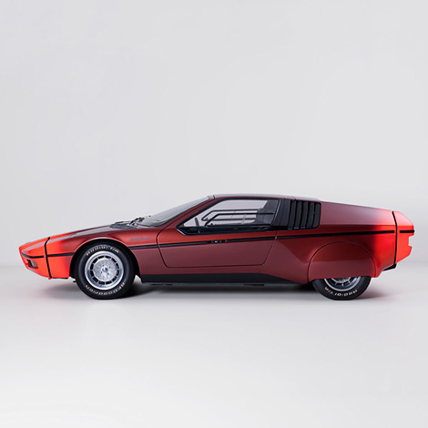 1972 BMW Turbo concept