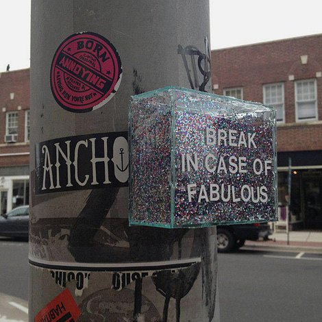 In case of Fabulous