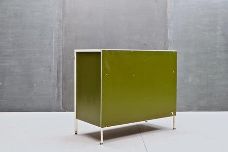 George Nelson steel cabinet
