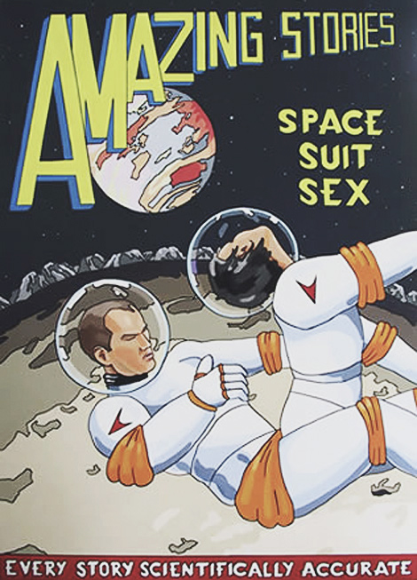 Space Suit Sex