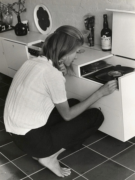70's record player