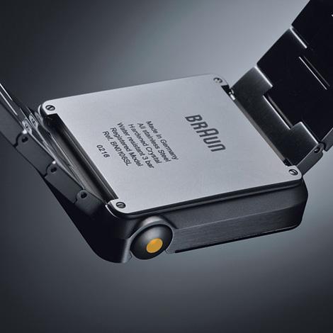 Braun BN0106 digital watch