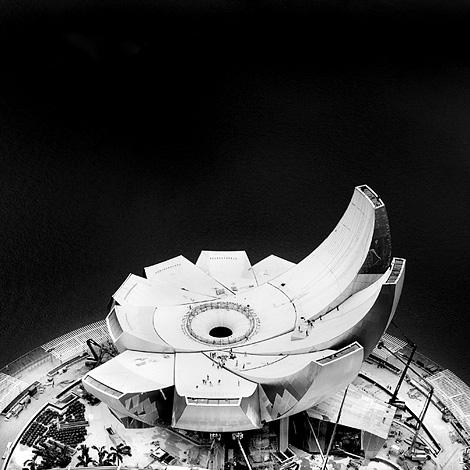 Moshe Safdie: ArtScience Museum