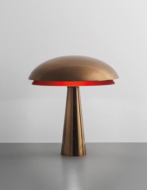 Vintage Fontana Arte table lamp