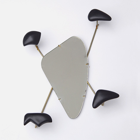 Georges Jouve wall mirror