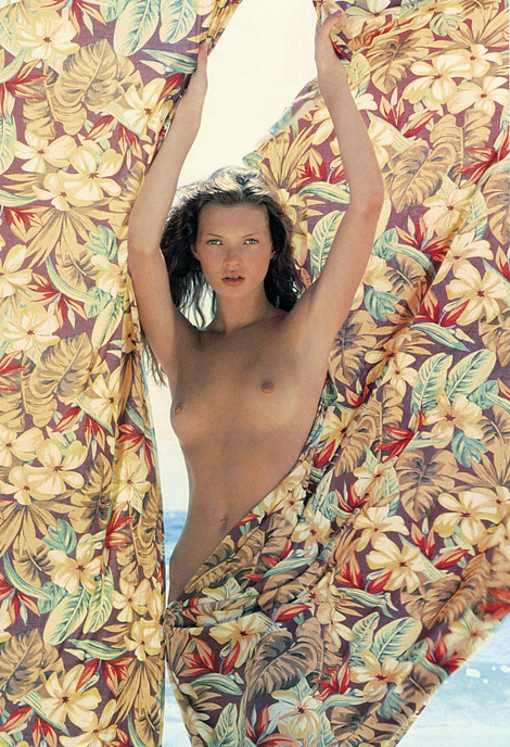 Kate Moss x Herb Ritts