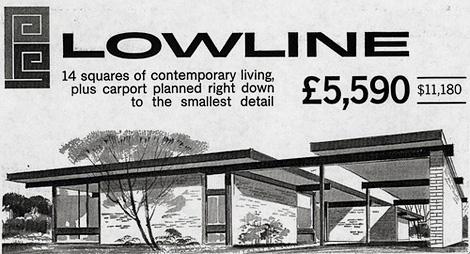 Lowline Modern Home