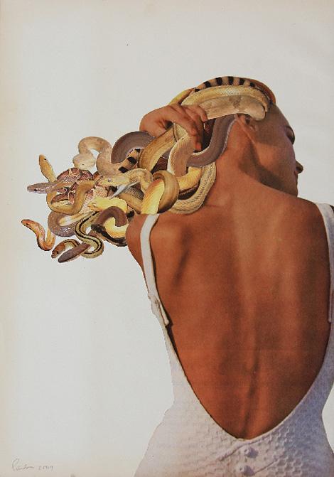 Javier Piñón: Medusa