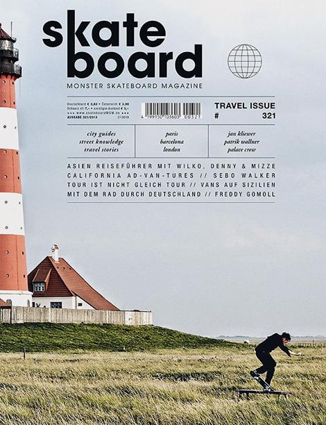 Skateboard MSM