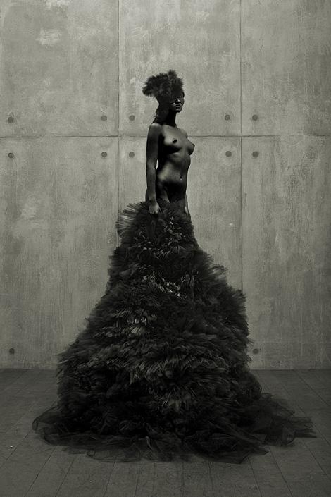 Sheri Chiu photographed by Pierre Dal Corso