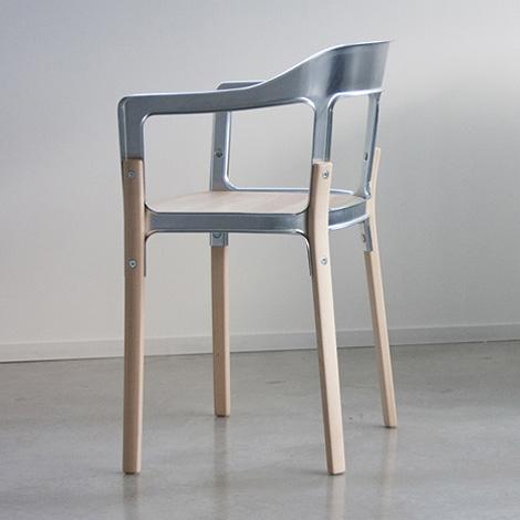 Steelwood Galva chair