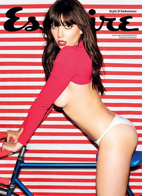 Esquire: Daisy Lowe