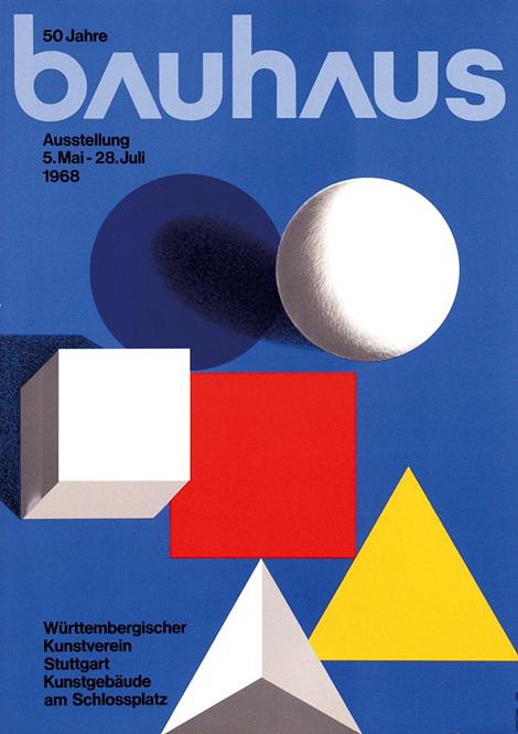Bauhaus 50 years