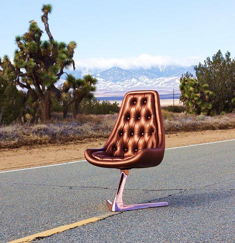Chromcraft Sculpta Chair