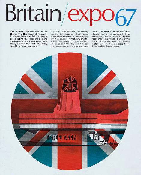Britain / Expo 67