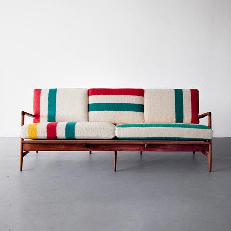 Ib Kofod-Larsen x Hudson Bay sofa
