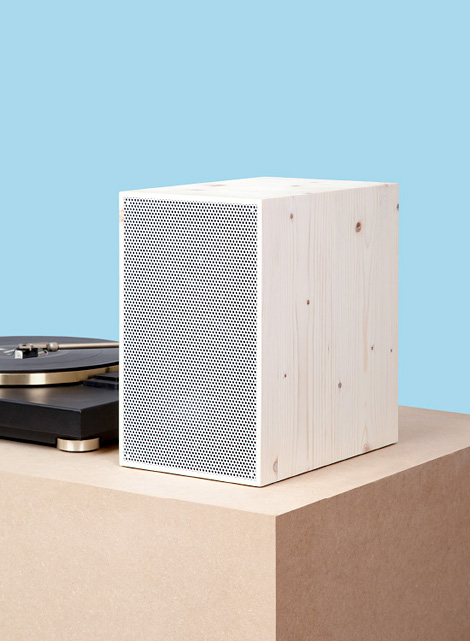 NW3 speaker