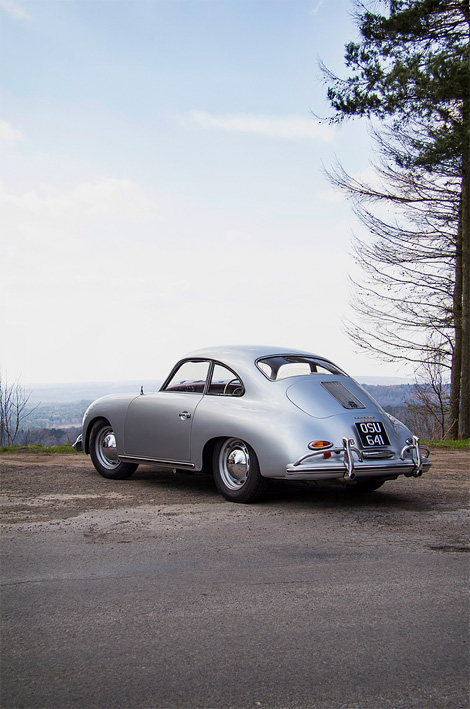 Porsche repose