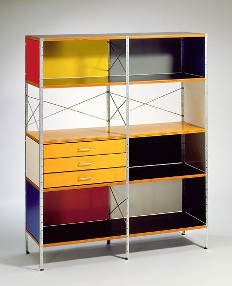 Eames 400 series storage unit