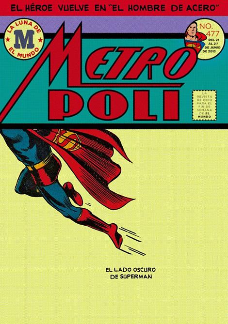 La Luna de Metropoli: Superman