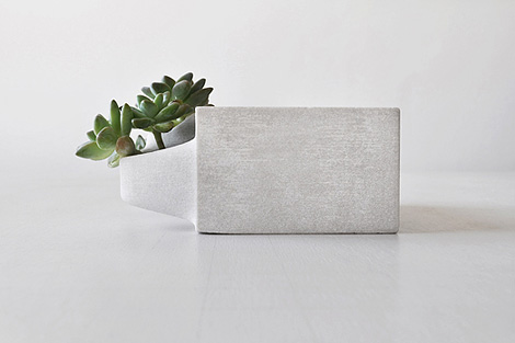 Planter brick