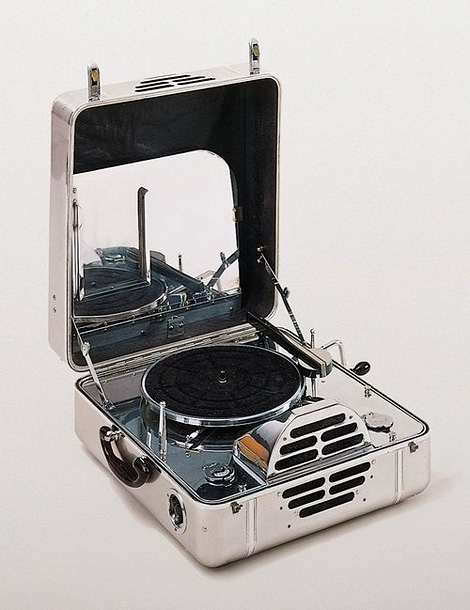RCA Victor Special 78 Portable Record Player