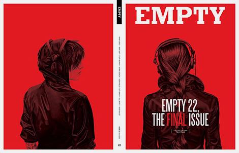 Empty Magazine