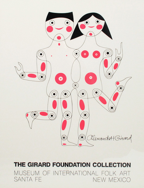 Alexander Girard poster