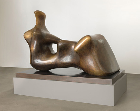 Henry Moore @ Gagosian