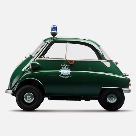 BMW Isetta 'Polizei'