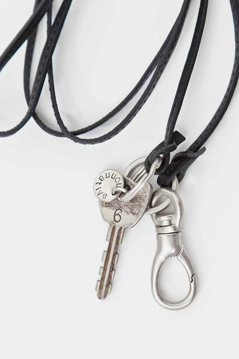 Nonnative key holder